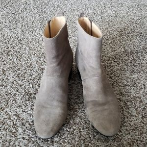 Banana Republic Ankle Booties size 7
